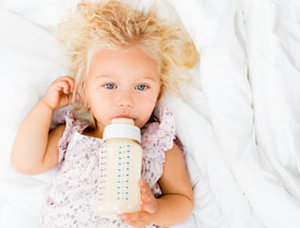 Baby Bottle Tooth Decay - Pediatric Dentist in Orlando, FL