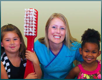Dr. Marcy Keown - Pediatric Dentist in Orlando