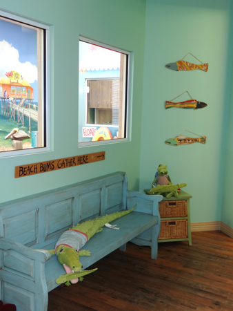 More waiting area and decor - Pediatric Dentist in Orlando, FL