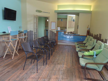 Waiting room - Pediatric Dentist in Orlando, FL